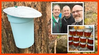 Making Maple Syrup with Jim, Paul & Ken | KBDProductionsTV