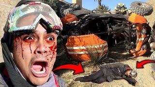 I GOT IN A CAR CRASH (I SURVIVED)