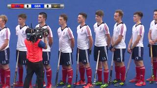 USA v Great Britain Day 2 Sultan of Johor Cup Hockey 2017
