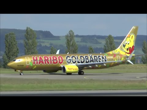 Spotting at Basel EuroAirport with many highlights! - 31/05/2015