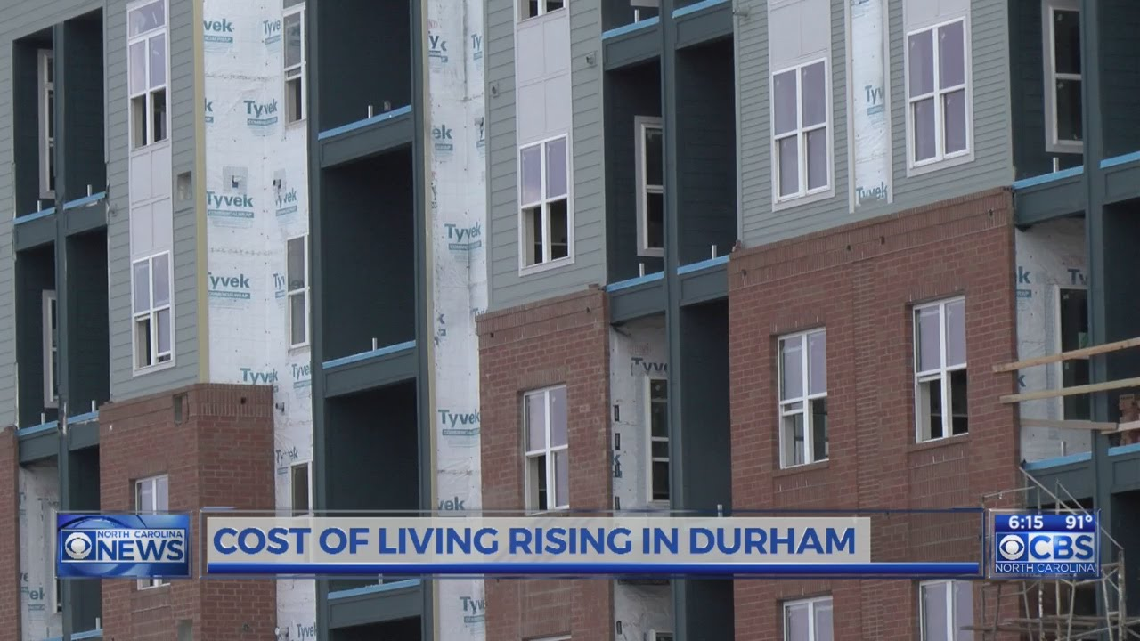 The Rising Cost Of Living In Downtown Durham
