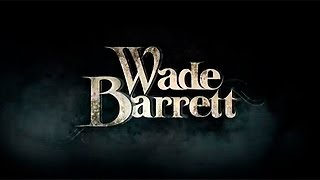 "WWE: Wade Barrett New Theme 2012 ""Just Don"
