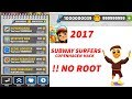 Subway Surfers Hack -unlimited Coins & Keys - Android   (100%)