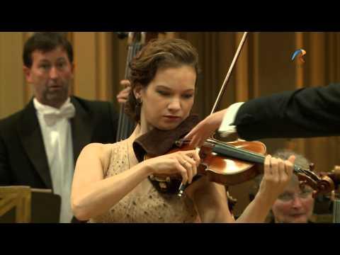 Camerata Salzburg, Louis Langree & Hilary Hahn @Festival Enescu 2013
