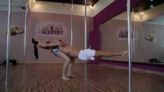 Duo Fenix - Pole Dance & Adagio