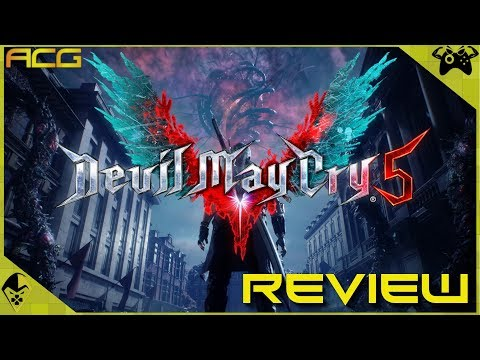 "Devil May Cry 5 Review ""Buy, Wait for Sale, Rent, Never Touch?"" thumbnail"