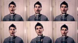 """Blank Space"" - Taylor Swift - Acapella - Jacob McCaslin"