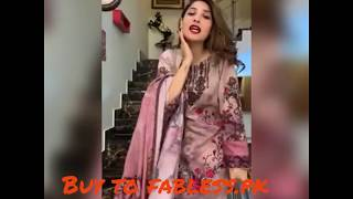 fc7327a38f Hina Altaf Wearing Khaddar-2 collection by Salitex buy to fabless.pk