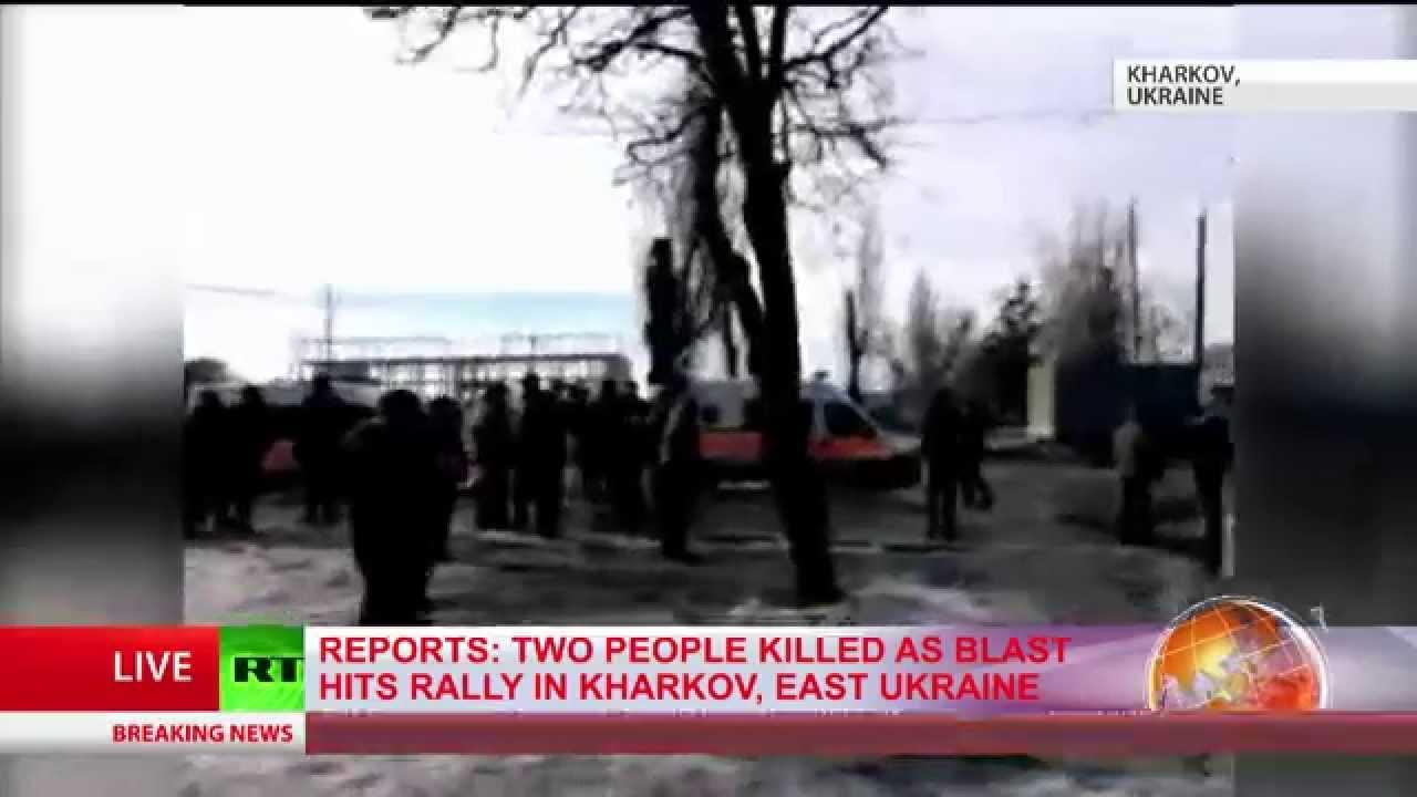 kharkov ukraine news today