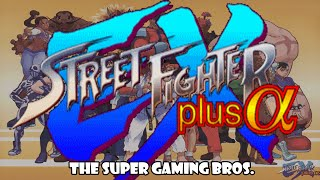 SGB Smackdown Sunday: Street Fighter EX Plus Alpha