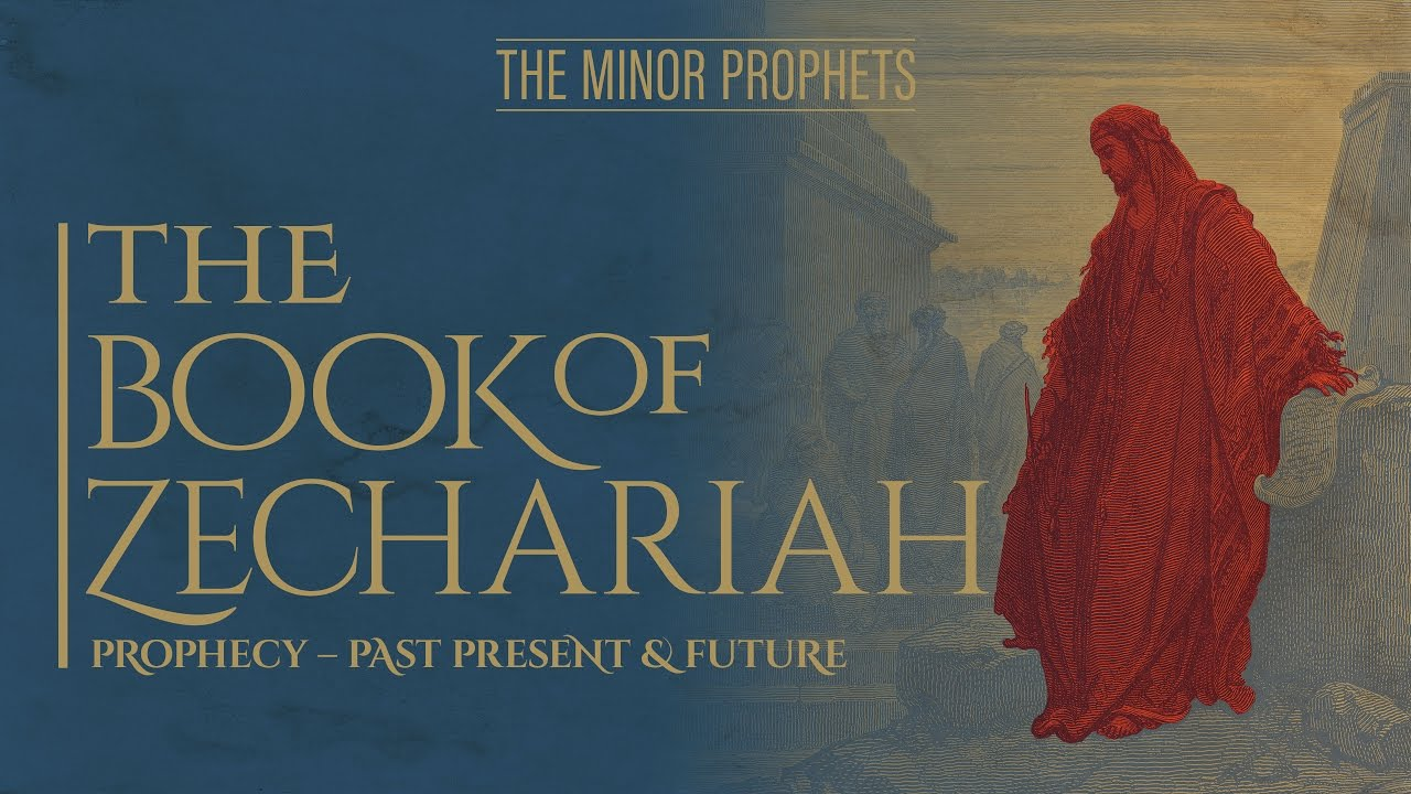 a look at prophet zechariah in the old testament Zechariah, whose name literally means the lord has remembered, is one of the twelve minor prophets of the tanakh (old testament), so called because the length of his writings (14 chapters) are not as vast as that of isaiah or ezekiel, for instance, who are classified as major prophets.