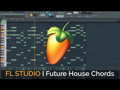 How To Make A Crazy Piano Future House Chords