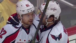 Kuznetsov has all day, out waits Fleury to score Capitals