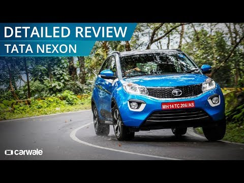 Tata Nexon Launched | Exclusive Detailed Review