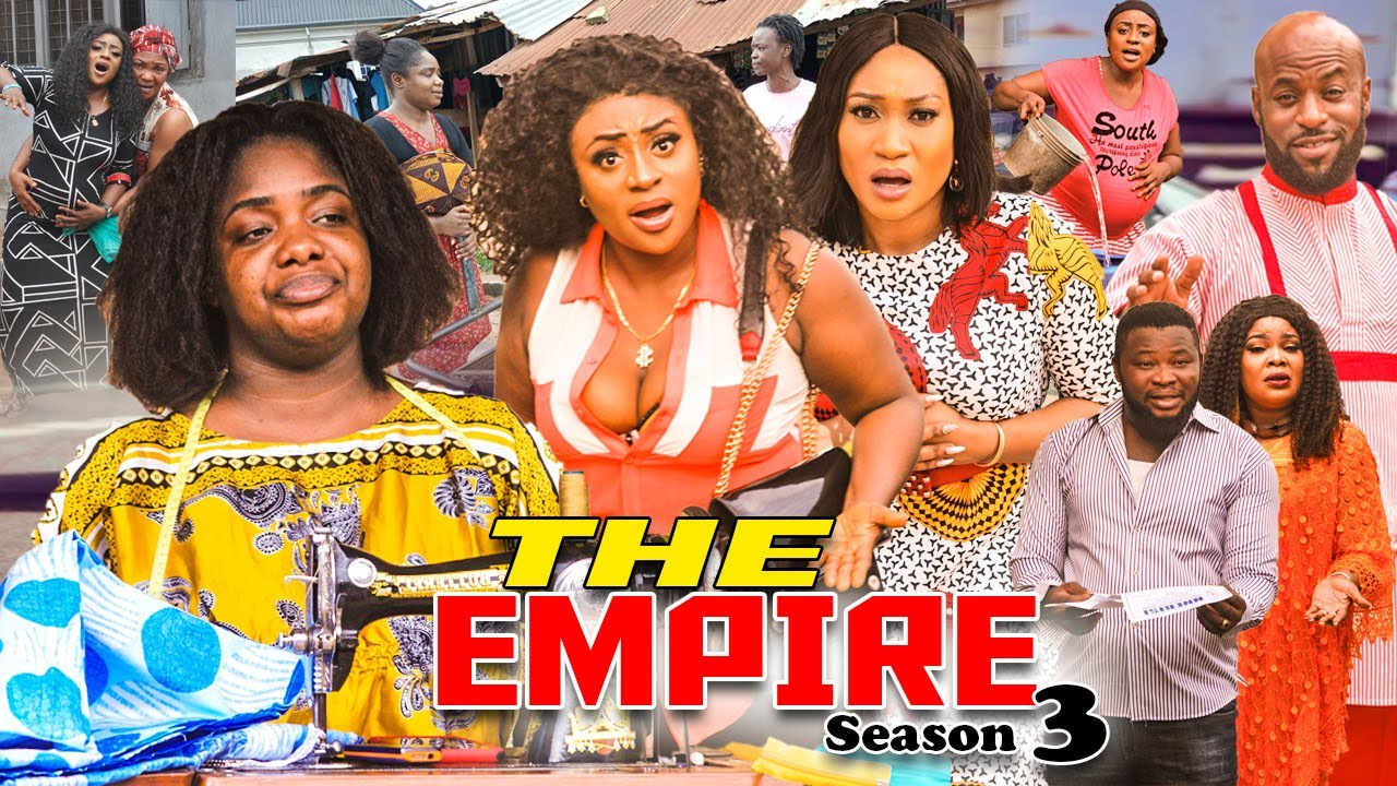 Download The Empire (Episode 3) Trending 2020 Recommended Nigerian Nollywood Movie
