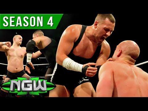 Zack Gibson vs Screwface | NGW British Wrestling Weekly