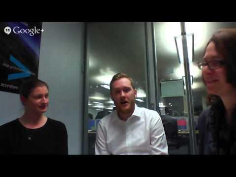 Recruitment Hangout - The application process