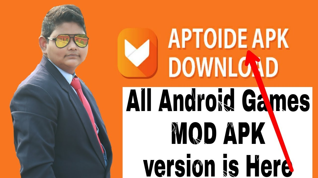 How to Download Aptoide to Download All MOD APK Games and Apps  #Smartphone #Android
