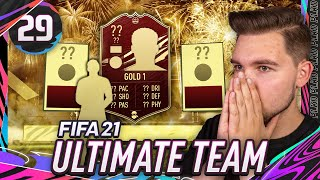 NAGRODY za GOLD 1! - FIFA 21 Ultimate Team [#29]