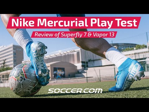 nike-mercurial-superfly-7-&-vapor-13-play-test-and-review-on-field
