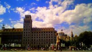 Barcelona Time Lapse - Husky Rescue New Light of Tomorrow