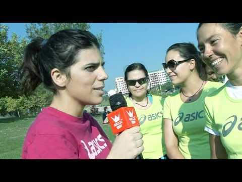Mega Hits - Asics Femina Running Tour: Almada