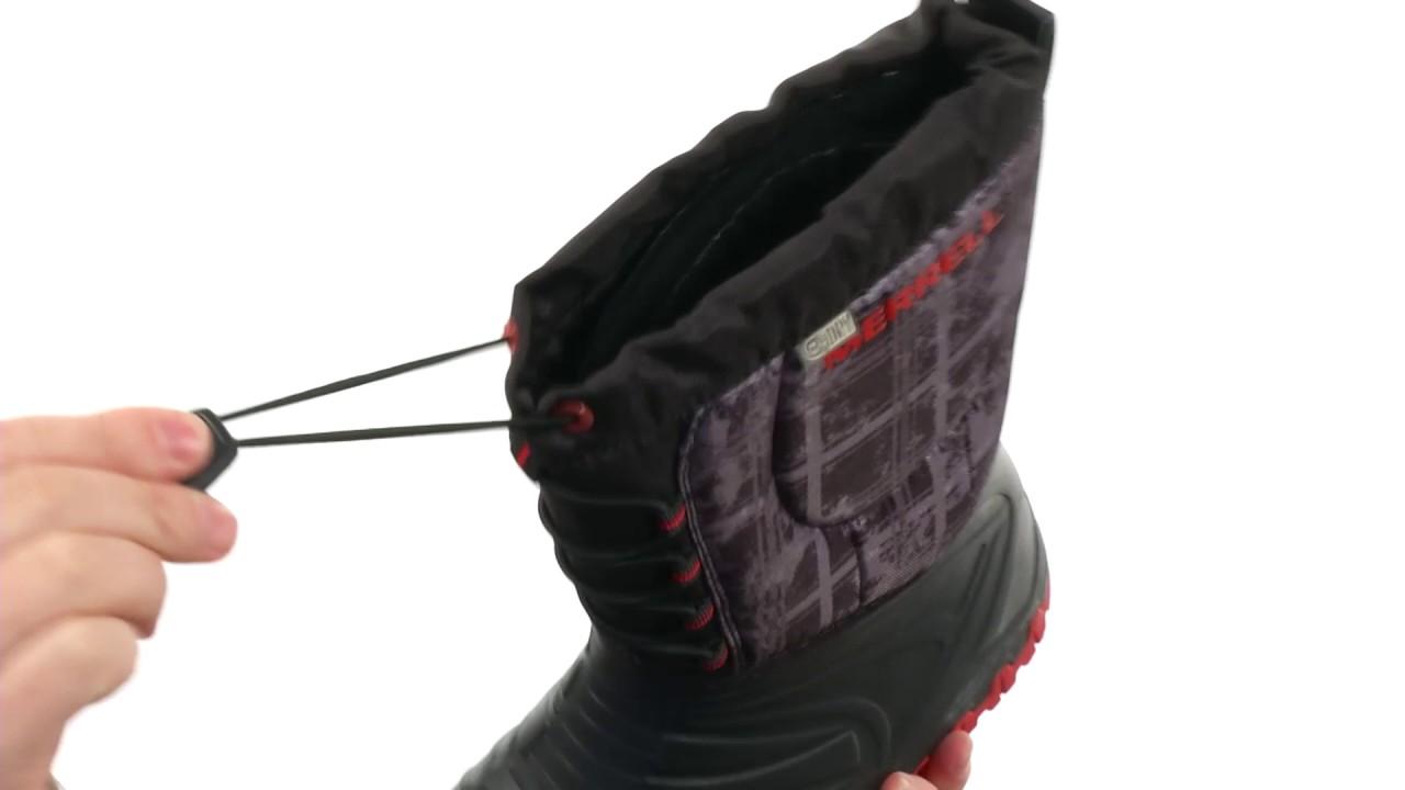 1a568785ce Merrell Kids Snow Quest Lite Waterproof (Big Kid) SKU:8689727