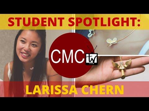 CMCtv: Student Spotlight - Larissa Chern '17, Founder of Salinas