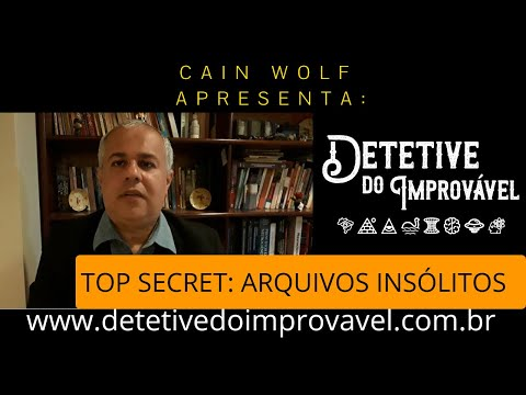 TOP SECRET: Arquivos insólitos.