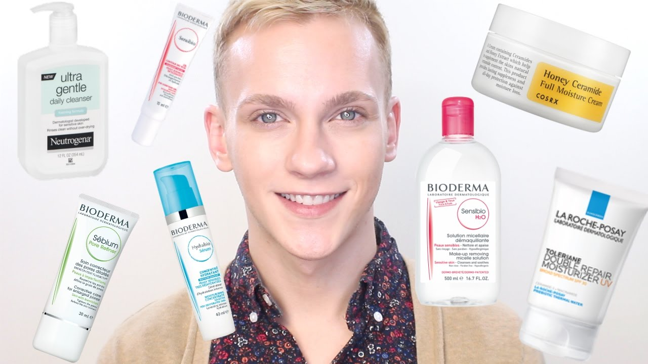 Affordable Skincare Haul Review Bioderma Cosrx Neutrogena La Roche Posay Jonathancurtisonyt Youtube