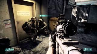 Battlefield 3 - FaultLine Trailer 1