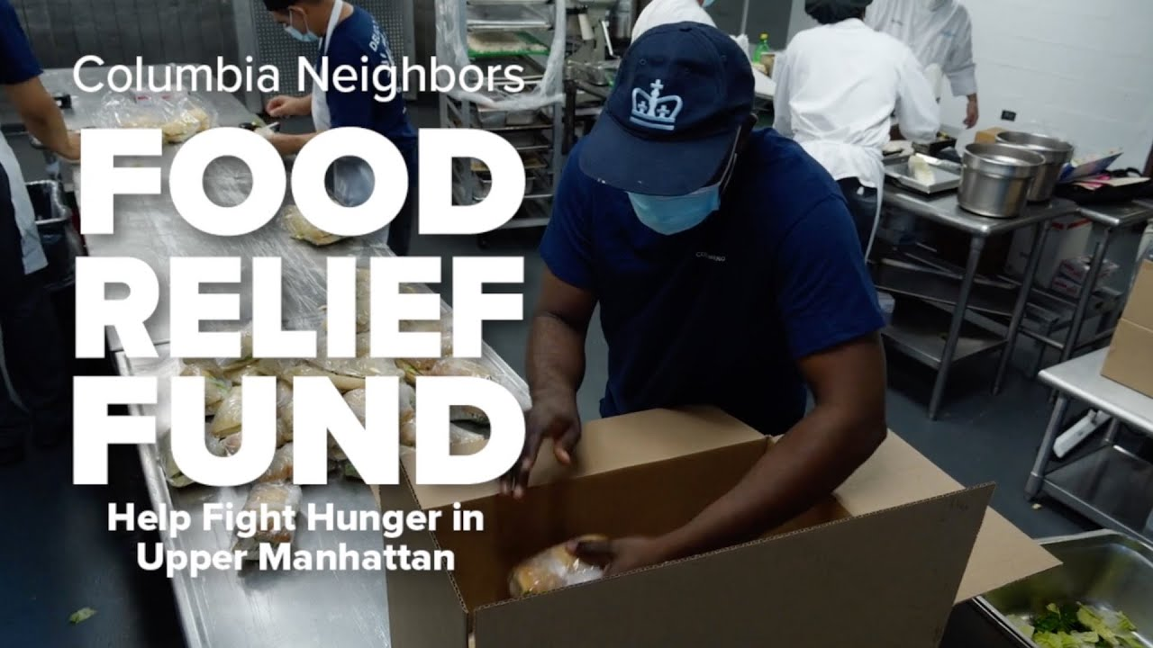 Columbia Partnership Gives 1,000 Meals a Day to Food Insecure Neighbors