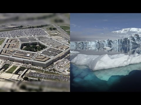 The Pentagon Knows Climate Change is Real. Will Donald Trump Ignore the Science?