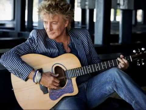 Rod Stewart For The First Time Lyrics