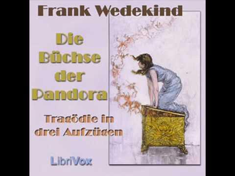 Frank Wedekind   Die Büchse der Pandora