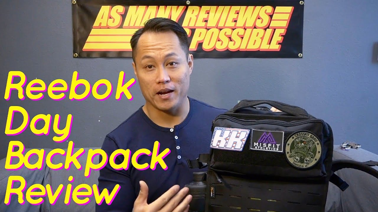 d68d548a03 Reebok Day Backpack Review
