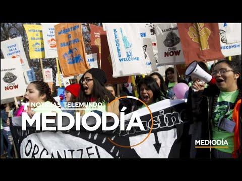 El Gallo Por La Mañana - Noticias Telemundo Mediodía, 12 de noviembre 2019.