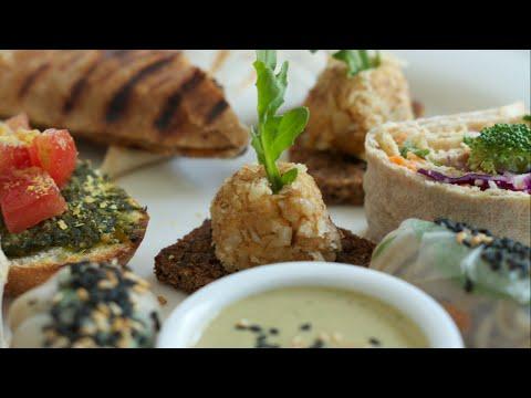 Veganics Vegan Catering - Wedding Video