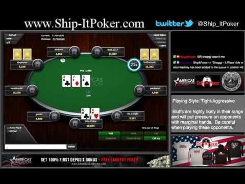 Tight-Aggressive Poker vs. Loose-Aggressive Poker