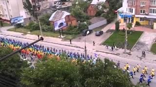 видео Международный день защиты детей в Хмельницком