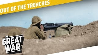 Indirect Machinegun-Fire - Welfare Facilities I OUT OF THE TRENCHES