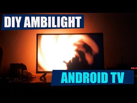 DIY Arduino Ambilight Rgb Ws2812b For Android TV BOX