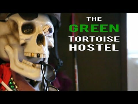 The Green Tortoise Hostel - Seattle, Washington