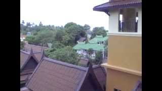 видео Обзор отеля Diamond Cottage Resort & Spa 4* (Даймонд Коттедж Резорт & Спа 4 звезды , Тайланд , о.Пхукет).