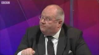 Eric Pickles slo-mo car crash on MP's expenses