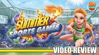 Review: Summer Sports Games (PlayStation 4, Switch & Steam) - Defunct Games