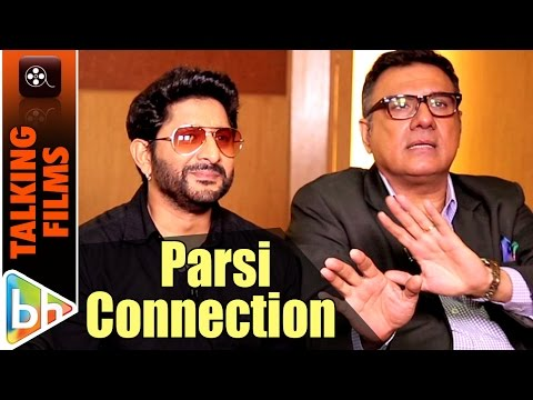 Arshad Warsi's HILARIOUS Warsi-Parsi Connection With Boman Irani