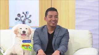 """Lokillo Florez - Yedinson es """"Todo un Lokillo"""" entrevista en Mañanas con Uno"""