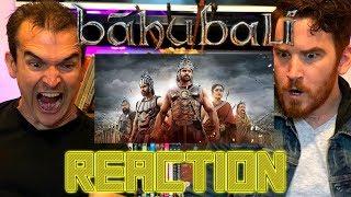 BAAHUBALI trailer REACTION!!!