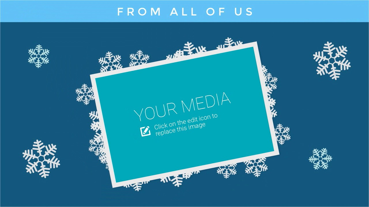 Holiday greetings video card template youtube holiday greetings video card template kristyandbryce Image collections